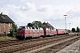 "MaK 2000013 - DB ""220 013-7"" 29.08.1981 - TinglevUlrich Budde"