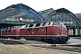 """MaK 2000015 - DB """"220 015-2"""" 14.08.1981 - Lübeck, HauptbahnhofDietrich Bothe"""
