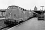"""MaK 2000015 - DB """"220 015-2"""" 06.04.1983 - Cuxhaven, BahnhofDietrich Bothe"""
