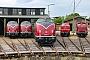 """MaK 2000015 - DP """"220 015-2"""" 04.07.2020 - Altenbeken, BahnbetriebswerkLudger Guttwein"""