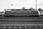 "MaK 2000016 - DB ""V 200 016"" 07.09.1967 - Saarbrücken, HauptbahnhofHelmut Philipp"