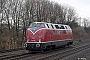 """MaK 2000017 - Privat """"V 200 017"""" 26.02.2008 - Schwelm-WestIngmar Weidig"""