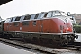 "MaK 2000018 - DB ""220 018-6"" 07.08.1977 - CuxhavenHelmut Philipp"