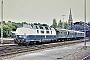 "MaK 2000023 - DB ""220 023-6"" 30.06.1975 - Lübeck, HauptbahnhofHinnerk Stradtmann"