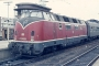 "MaK 2000025 - DB ""220 025-1"" 11.07.1970 - Hamburg-AltonaHelmut Philipp"