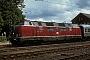 "MaK 2000025 - DB ""220 025-1"" 07.07.1982 - StadeWerner Brutzer"