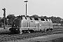 """MaK 2000025 - DB """"220 025-1"""" 31.08.1981 - Lübeck, HauptbahnhofDietrich Bothe"""