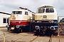 "MaK 2000026 - DB ""216 036-4"" 27.06.1982 - Minden (Westfalen)Michael Vogel"