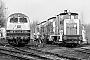 "MaK 2000031 - DB ""216 041-4"" 20.01.1991 - Duisburg-Wedau, BahnbetriebswerkMalte Werning"
