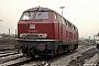 "MaK 2000032 - DB ""216 042-2"" 15.10.1979 - Gelsenkirchen-Bismarck, BahnbetriebswerkMartin Welzel"