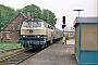 "MaK 2000035 - DB ""216 045-5"" 01.05.1987 - LangwedelWerner Schwan"