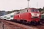 "MaK 2000038 - DB AG ""216 048-9"" 11.09.1994 - Bochum-Dahlhausen, DGEG MuseumAndreas Kabelitz"