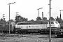 """MaK 2000042 - DB """"216 052-1"""" 18.06.1978 - Gelsenkirchen-Bismarck, BahnbetriebswerkMichael Hafenrichter"""