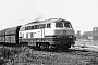 """MaK 2000043 - DB """"216 053-9"""" 14.08.1979 - Duisburg-HochfeldDietrich Bothe"""