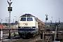 "MaK 2000045 - DB ""216 055-4"" 18.09.1980 - Duisburg-Hochfeld, BahnhofMichael Hafenrichter"