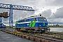 """MaK 2000045 - NIAG """"9"""" 06.06.2020 - Rheinberg, Rheinhafen OrsoyMichael Dammer"""