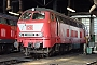 "MaK 2000047 - Railion ""216 057-0"" 04.06.2003 - Gießen, BetriebshofAlexander Leroy"