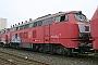 """MaK 2000049 - DB AG """"216 059-6"""" 11.12.2004 - Köln-Deutz, HafenPatrick Paulsen"""