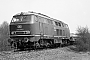 "MaK 2000049 - DB ""216 059-6"" 07.05.1979 - Marl-Drewer, Abzweig CWHMichael Hafenrichter"