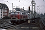 "MaK 2000049 - DB ""216 059-6"" 11.03.1980 - Osnabrück, Hauptbahnhof PuMichael Hafenrichter"