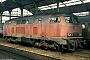 "MaK 2000051 - DB ""215 046-4"" 02.05.1980 - Aachen, HauptbahnhofMartin Welzel"