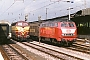 "MaK 2000052 - DB ""215 047-2"" 03.09.1993 - Trier, HauptbahnhofHenk Hartsuiker"