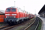 "MaK 2000053 - DB AutoZug ""215 906-9"" 31.10.2005 - Westerland (Sylt)Alexander Leroy"