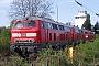 """MaK 2000056 - Railion """"225 051-2"""" 21.04.2007 - Limburg, BahnbetriebswerkMichael Kuschke"""