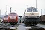 "MaK 2000059 - DB ""215 054-8"" 07.11.1993 - Stuttgart, Bahnbetriebswerk 1Ingmar Weidig"