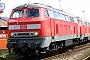"MaK 2000061 - DB AutoZug ""215 907-7"" 05.07.2004 - Westerland (Sylt), BahnhofRalf Lauer"