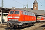 "MaK 2000067 - DB Regio ""215 062-1"" 16.04.2003 - Giesen, HauptbahnhofAlexander Leroy"