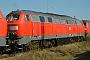 """MaK 2000067 - DB Regio """"215 062-1"""" 20.09.2003 - Bremen, AusbesserungswerkKlaus Görs"""