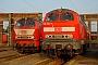 "MaK 2000069 - DB Regio ""215 064-7"" 26.05.2003 - Gießen, BahnbetriebswerkAlexander Leroy"