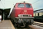 "MaK 2000072 - DB ""215 067-0"" 23.07.1984 - Tübingen, HauptbahnhofStefan Motz"
