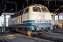 "MaK 2000073 - DB Regio ""215 068-8"" 13.07.2003 - Gießen, BahnbetriebswerkAlexander Leroy"