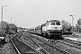 """MaK 2000077 - DB """"215 072-0"""" 30.04.1988 - Wülfrath-Flandersbach, BahnhofMalte Werning"""