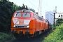 """MaK 2000078 - DB AG """"215 073-8"""" 25.05.1994 - OberhausenHenk Hartsuiker"""