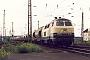"""MaK 2000078 - DB """"215 073-8"""" 12.06.1992 - NeussHenk Hartsuiker"""