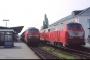 """MaK 2000081 - DB AG """"215 076-1"""" 01.05.1999 - Euskirchen, BahnhofRaymond Kiès"""