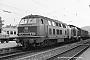 "MaK 2000084 - DB ""215 079-5"" 31.07.1984 - Tübingen, HauptbahnhofStefan Motz"
