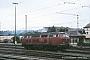 """MaK 2000086 - DB """"215 081-1""""  01.08.1984 - TübingenStefan Motz"""