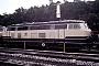 """MaK 2000087 - DB """"215 082-9"""" 04.09.1988 - Herne-Crange, Wanne-Westhafen Michael Kuschke"""