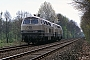 "MaK 2000087 - DB ""215 082-9"" 10.04.1990 - Bottrop-FeldhausenIngmar Weidig"