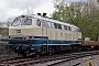 """MaK 2000087 - Lokvermietung Aggerbahn """"215 082-9"""" 23.04.2016 - Hattingen, WLHMartin Welzel"""