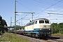 """MaK 2000087 - BSBG """"215 082-9"""" 17.08.2016 - Ratingen-Lintorf (Nord)Martin Welzel"""