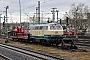 """MaK 2000087 - Aggerbahn """"215 082-9"""" 08.03.2018 - Düsseldorf, HauptbahnhofNahne Johannsen"""
