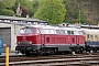 "MaK 2000091 - WEBA ""215 086-0"" 16.04.2017 - Linz (Rhein)Dr. Günther Barths"