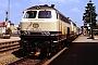 """MaK 2000097 - DB """"218 285-5"""" 16.05.1992 - FriedrichshafenErnst Lauer"""