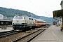 "MaK 2000097 - DB Regio ""218 285-5"" 08.08.1989 - Thayngen, BahnhofStefan Motz"