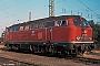 "MaK 2000098 - DB ""218 286-3"" 30.08.1978 - Singen (Hohentwiel)Archiv Ingmar Weidig"